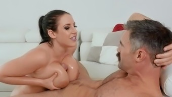 Thick milf refreshments sperms after fucking in mad modes