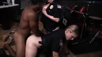 Milf female doctor handjob Raw flick captures officer