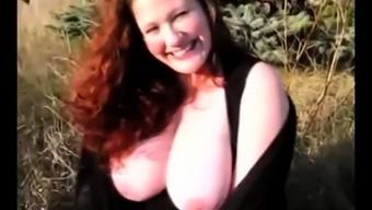 Casey Gets A Titty Fuck From Jennifer Van Beaver