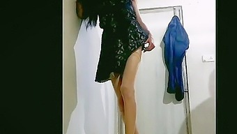 Crossdresser rough fucked