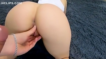 My stepbrother Fucks me and fills my holes with Creampie.