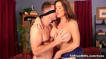 Rachel Does It Anywhere. Including Here. - Rachel Steele and Levi Cash - 50PlusMILFs