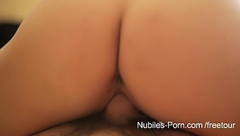 Abby Paradise is clearly begging for a hard cock and she loves to fuck