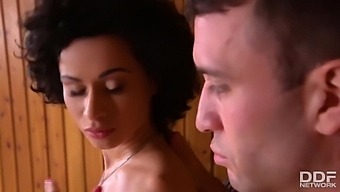 Stacy Bloom Fucked Hard With Lots Of Sweating