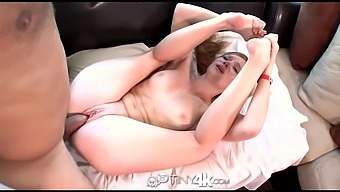 Dude puts Alex Tanner through a nice pussy workout