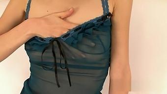 Fabulous Japanese Slut Akina Hara In Crazy Masturbation, Solo Girl Jav Clip