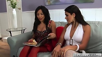 Valery Summer loves pretty girls eating pussy is a must