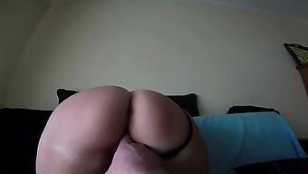 Anal and cum inside ass