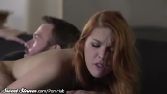 Partner Turned on By Observing Spouse with the use of Redheaded Armana