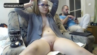 Concealed cam shows wifey masturbating astounding