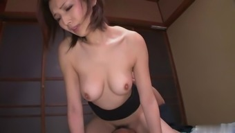 This lovely Japanese people damsel is typically a intercourse system and she's became a great hirsuite pussy