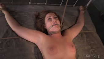 Sub-standard Maddy O'Reilly can't believe what her girlfriend is doing to actually her!