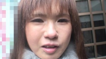 Japanese people MILF along with nice titties outdoor storage sheds her cold choose in order to get fucked
