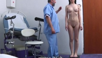 Timea Gyno Assessment - rectum and your vaginal study before speculum insertion