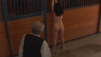 Naked Shed Whippings
