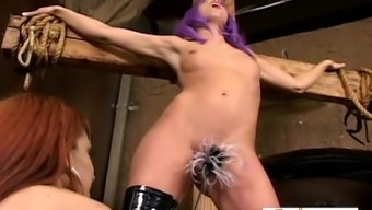 Victim Date Gets Back At Her Predominant Mistress