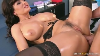 Oversexed blond milf gets her cherry fucked in puppy and missionary opportunities