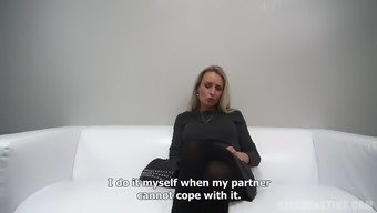 Age milf deals with her wild sex life span on camera