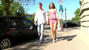 Ivana Common sugar and Alexis Brill are appealing hookers revealing a manhood