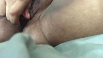 Barriers Piece In Sizzling Moist Indian BBW Young adult Cunt