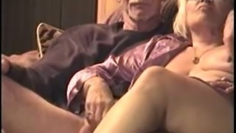 The selfmade online video of my granny and grand father pleasing each other