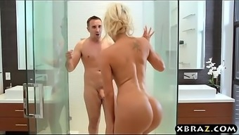 First man bones arena of super arranged Nicolette Shea