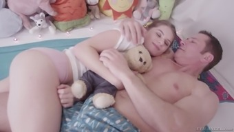 Just about legal action teenager Alice Demo is making love with the tainted stepdad