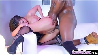 Large Stupid ass Date (Aleksa Nicole) Get Oiled Up And difficult Analy Nailed On Cam mov-04