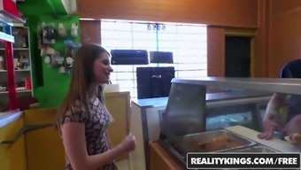 RealityKings - Some cash Discussions - Adrian Maya Alice Rally Brad Street