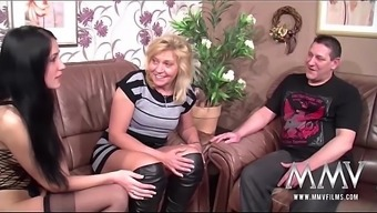 MMV Silver screen adaptations Creampie for Mature German