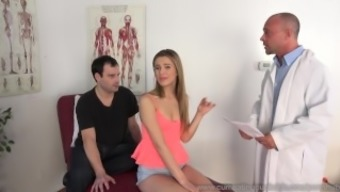 Jillian Janson Gets Fucked By Legitimate Man in Front of Husband